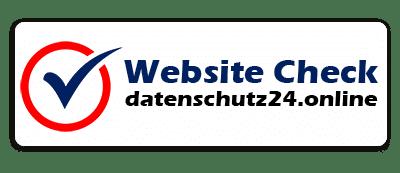 Externer Datenschutzbeautragter Berlin - logo dsgvo check